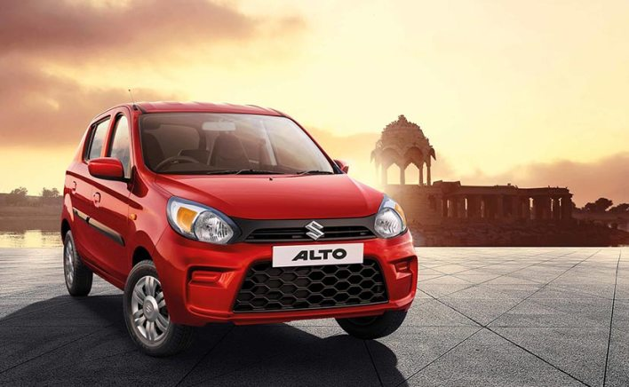 Here's are some of the key highlights of the Maruti Suzuki Alto.