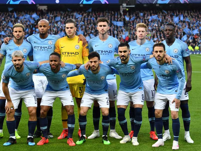 Manchester City Stars Pay For 26 Coaches To Take Fans To Wembley For FA Cup Final