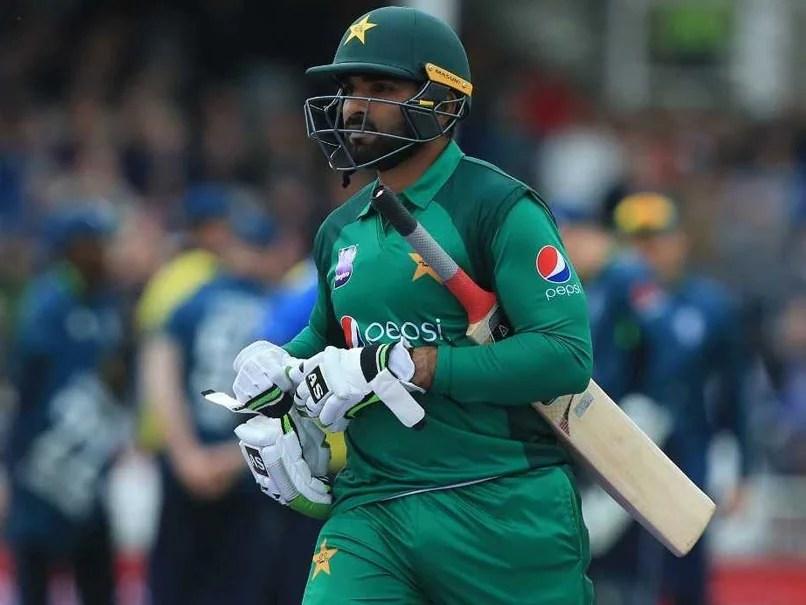 Pakistan Cricketer Asif Ali