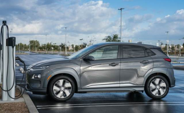 Image result for hyundai kona electric