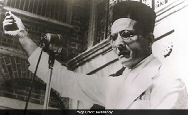 Row Over Savarkar's Portrait In UP Legislative Council's Picture Gallery