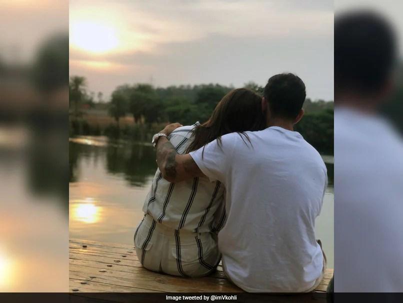 Watch: Virat Kohli Celebrates Wife Anushka Sharma
