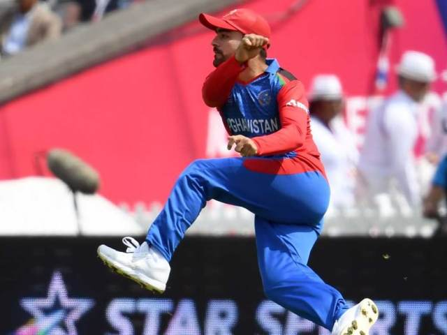 World Cup 2019: Rashid Khan Registers Unwarranted Record After Manchester Drubbing
