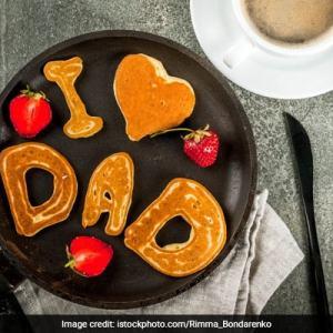 इन 5 स्वादिष्ट और झटपट नाश्ते की रेसिपी के साथ अपने पिताजी को सरप्राइज दें
