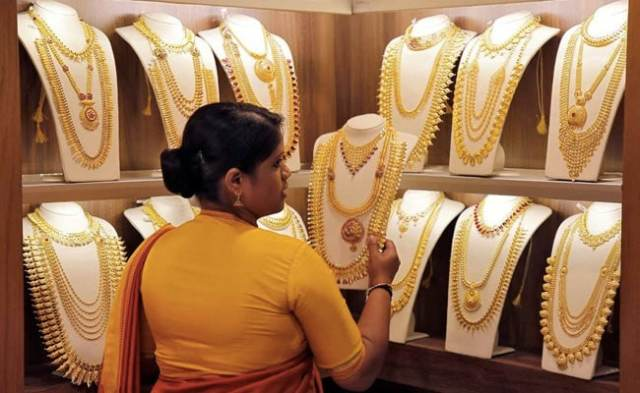 Gold Futures Cross Rs 49,555 Mark To New Record High