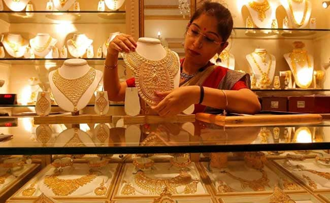 Gold Prices Today: Yellow Metal Trades Below Rs 49,000, Silver Rates Plunge