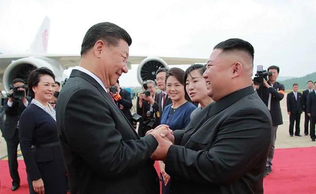 China, North Korea Leaders Vow To Strengthen Ties: Report