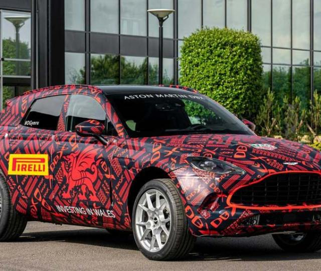 Aston Martin Kick Starts Production Of Its First Suv The Dbx