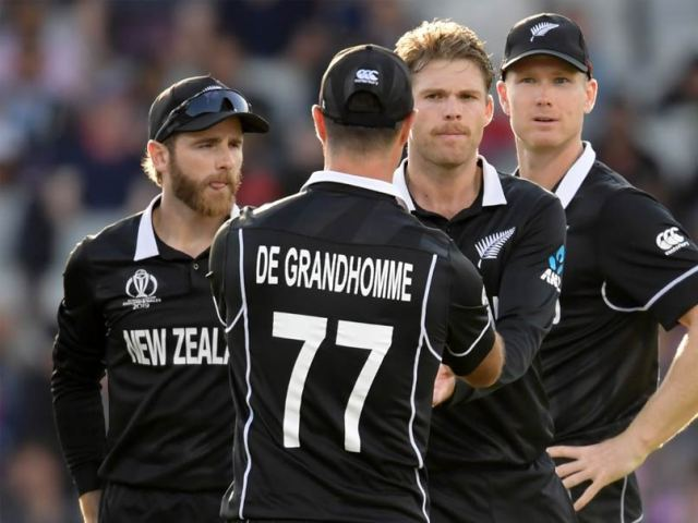 World Cup 2019: New Zealand Fined For Slow Over-Rate Against West Indies