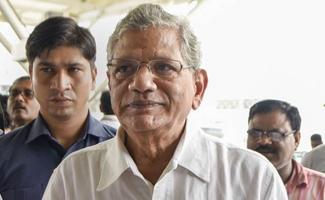 'Where's Pulwama Attack Inquiry Report?' Sitaram Yechury To Centre