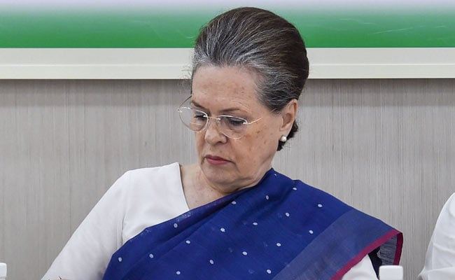 Democracy Passing Through 'Most Difficult Phase': Sonia Gandhi
