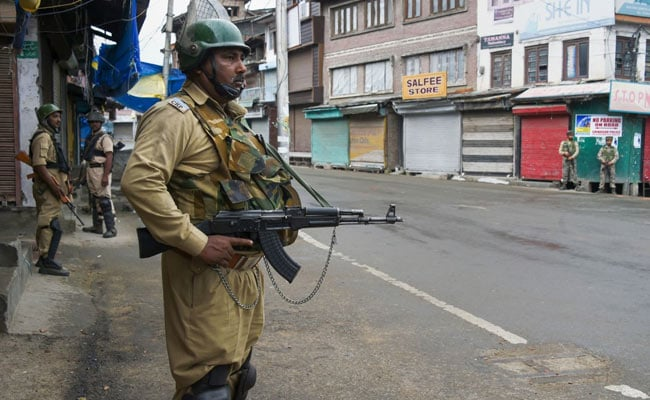 J&K Restrictions To Prevent Deaths, Removal In Phases, Says Government