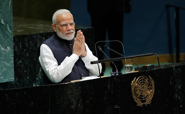 PM Modi To Address United Nations General Assembly At 6:30 pm Today. Here's The Agenda