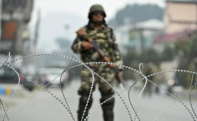 Terrorist Killed In Encounter In Jammu And Kashmir's Sopore: Police