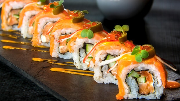 Want To Try Sushi Dont Know How To Eat One The Sushi Eating Etiquette You Need To Know Ndtv Food