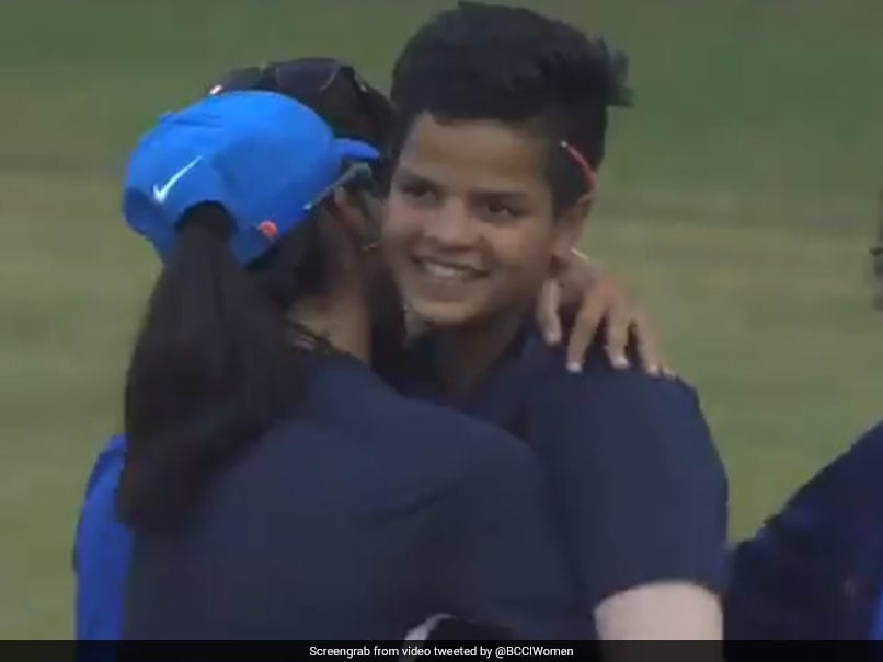 India Women vs South Africa Women: Shafali Verma Becomes India