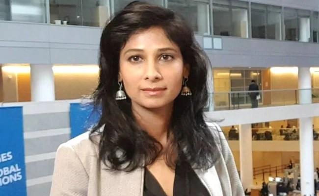 Evidence Of Normalisation Of India's Economic Activity: IMF's Gita Gopinath