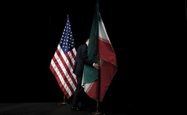 यूएस डेनिस रिपोर्ट ईरान ने फ्री फोर अमेरिकन की ओर इशारा किया