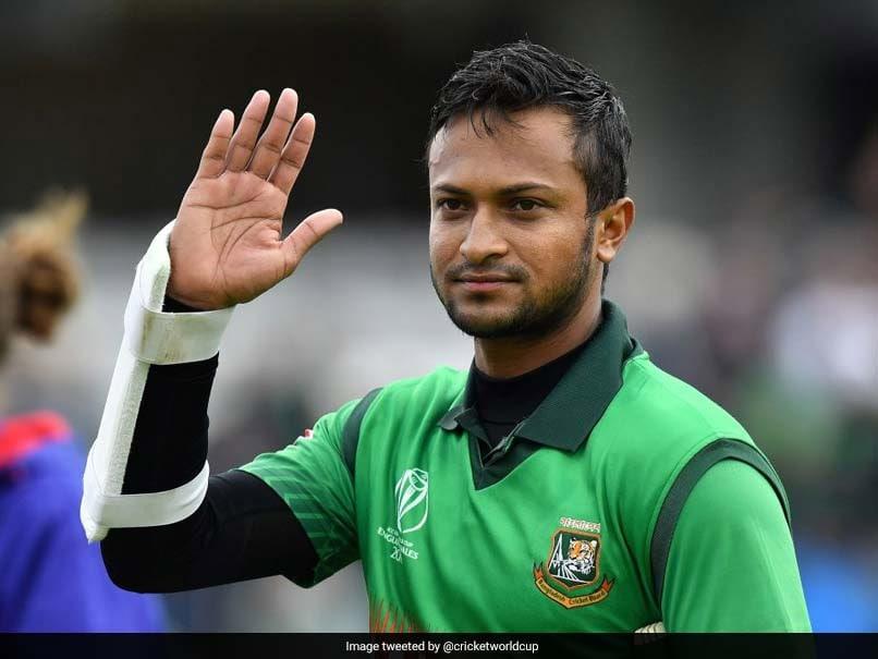 Ahead Of India vs Bangladesh Tour, Shakib Al Hasan Banned For 2 Years