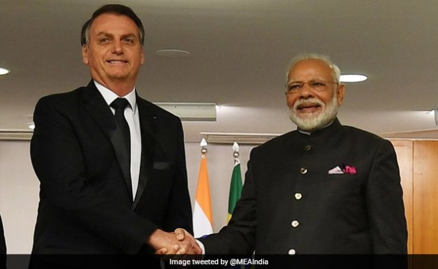 PM's 'Honour Is Ours' Reply To Brazil President's 'Dhanyawaad' For Vaccine