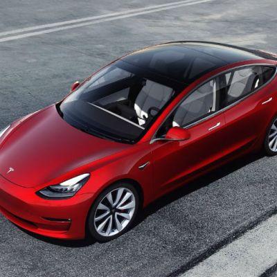 Tesla's In-Car Cameras Raise Privacy Concerns: Report
