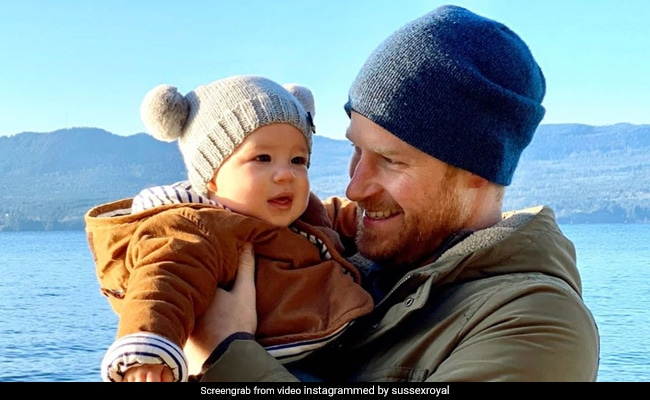 Prince Harry On Queen's First Gift To Great-Grandson Archie