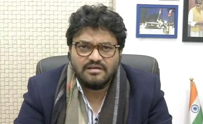 """""""Voted For Cruel Lady"""": BJP's Babul Supriyo On Trinamool's Big Bengal Win"""