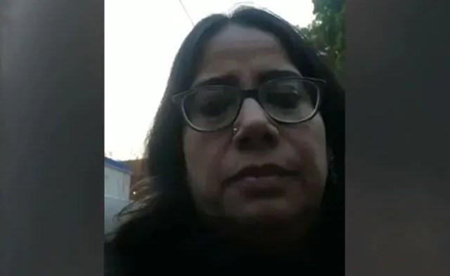 CAA Protest: गिरफ्तार की गई कांग्रेस कार्यकर्ता सदफ जाफर का आरोप- पुलिस वालों ने पेट में मारी लात, पाकिस्तान जाने को कहा