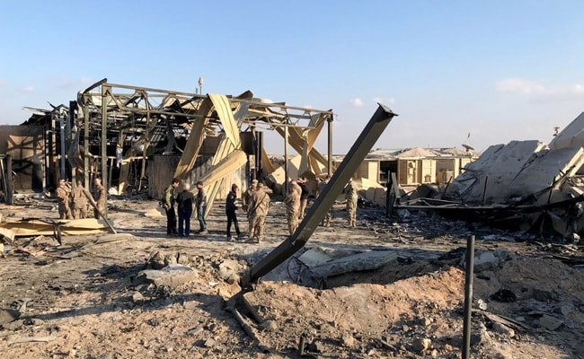 Two Rockets Fired Near US Embassy In Baghdad: Reports