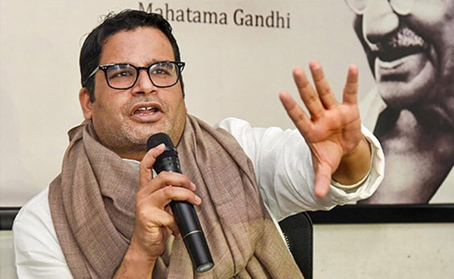 """Prashant Kishor's """"Double Digit"""" Forecast For BJP In Bengal, Party Reacts"""