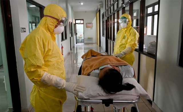 6 Health Workers Died In China Due To Coronavirus, 1,716 Infected