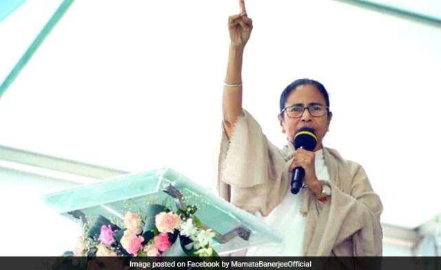 'Doctor Coming After Patient's Death': Mamata Banerjee Jibe At Amit Shah
