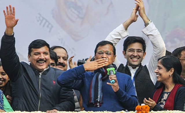Heads Of Delhi Government Schools To Attend Arvind Kejriwal's Oath Ceremony