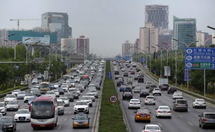 China's auto sales fell 1.9% to 25.3 million vehicles last year from 2019.