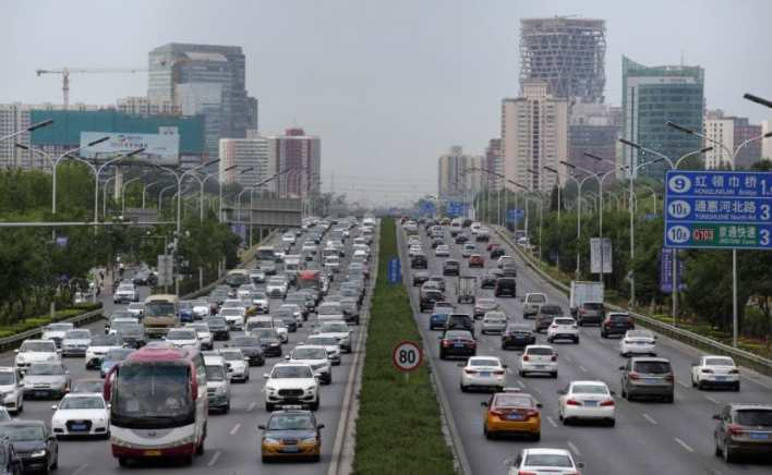 China's annual NEV sales are expected to grow more than 40% in the next five years, CAAM said last month.