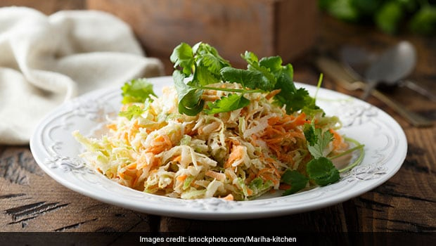 Weight Loss: This Low-Cal Stir-Fry Cabbage Salad Packs A Punch Of Fibre (Watch Recipe Video)