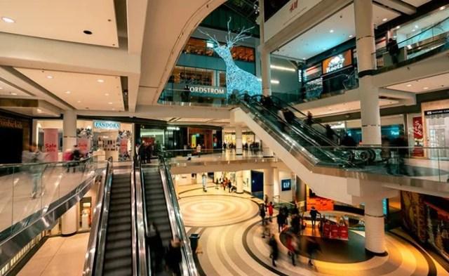 Malls inside image