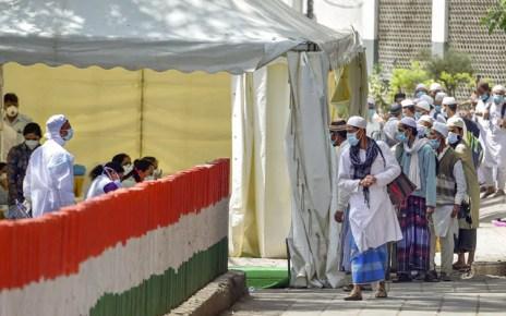 COVID-19 जम्मू-कश्मीर निवासी की मौत जो दिल्ली मस्जिद कार्यक्रम में शामिल हुआ