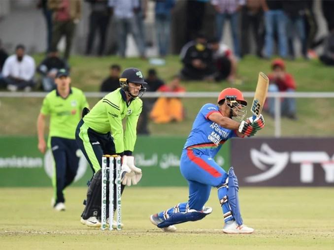 Afghanistan vs Ireland: Najibullah Zadran Helps Afghanistan Beat Ireland In  First T20I | Cricket News