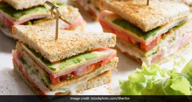 Quick Snack: This Double Aloo-Veg Masala Sandwich Screams Desi Indulgence