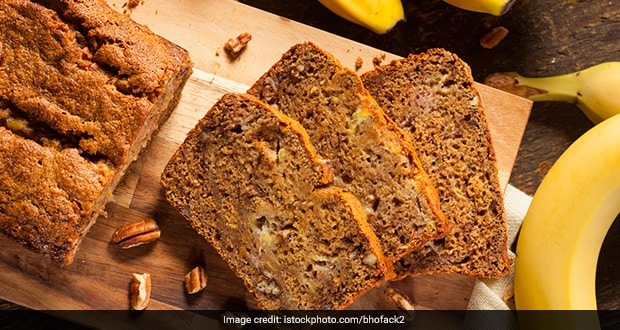 Viral Lockdown Recipe: How To Make Banana Bread At Home