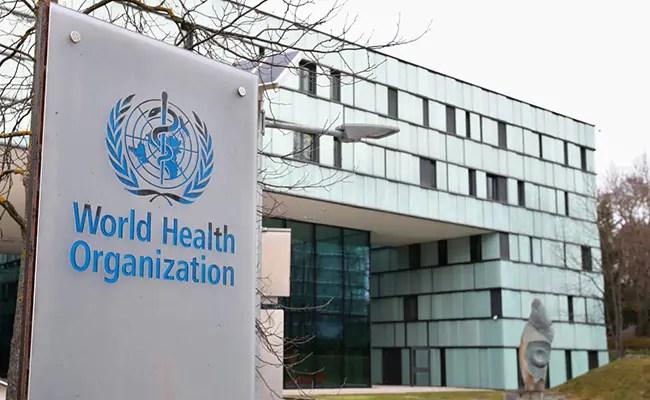 WHO Warns Of 'Long Term' Covid Impact On Mental Health