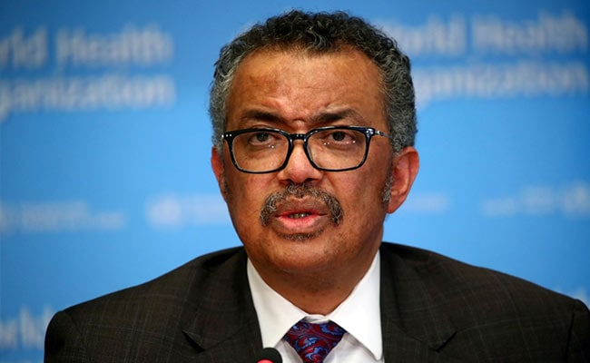 COVID-19 Pandemic 'Is Not Even Close To Being Over', Says WHO Chief