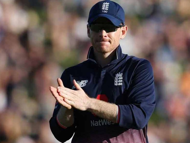 """Have To Make Do"": Eoin Morgan On Limited Chances To Prepare Before T20 World Cup"