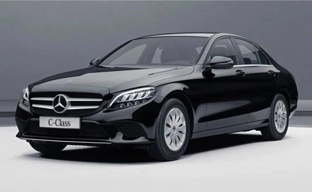 Mercedes-Benz C-Class Gets A New 2.0-Litre Petrol Engine;... - Dainik News