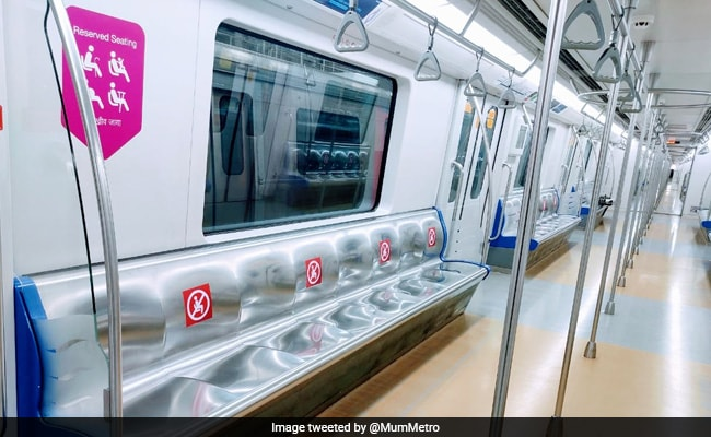 Mumbai Metro Trains To Resume Tomorrow In A Phased Manner