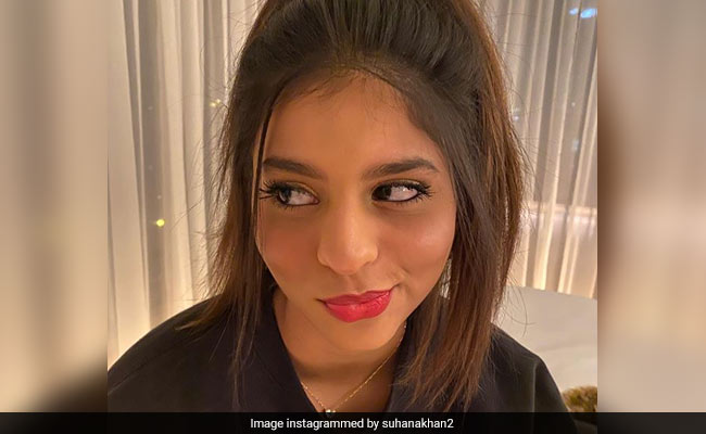 See pic of what Suhana Khan shared on the eve of her birthday