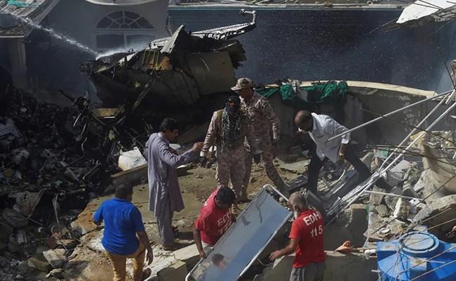 'Saw Fire Everywhere, No One Was Visible': Pakistan Plane Crash Survivor