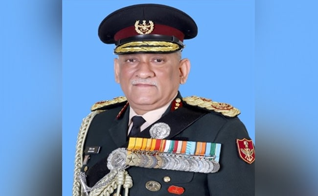 India's Armed Forces Are Ready To Deal With Any Security Challenge: General Bipin Rawat