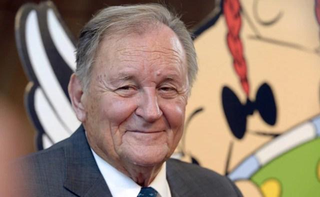COVID-19 के Asterix निर्माता की मृत्यु हो गई, उनकी कला अस्पतालों के लिए $ 400,000 से अधिक हो गई
